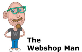 The Webshop Man
